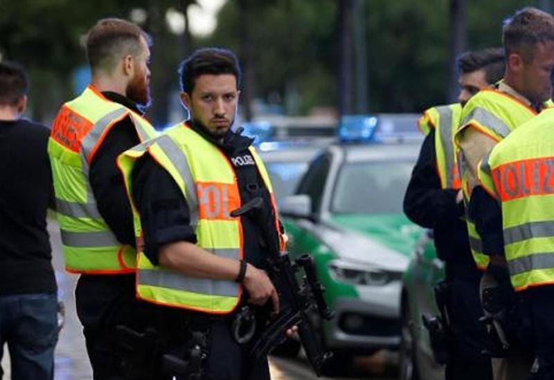 Прокуратура Мюнхена подтвердила: Стрелок застрелился
