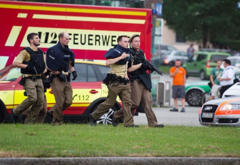 Названо число погибших и пострадавших при стрельбе в Мюнхене