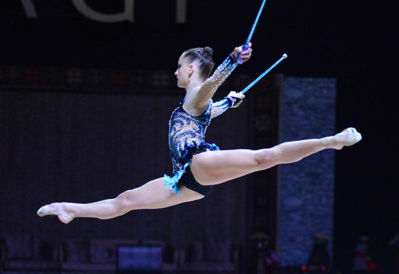 Итальянская гимнастка: В Баку я показала свой наилучший результат
