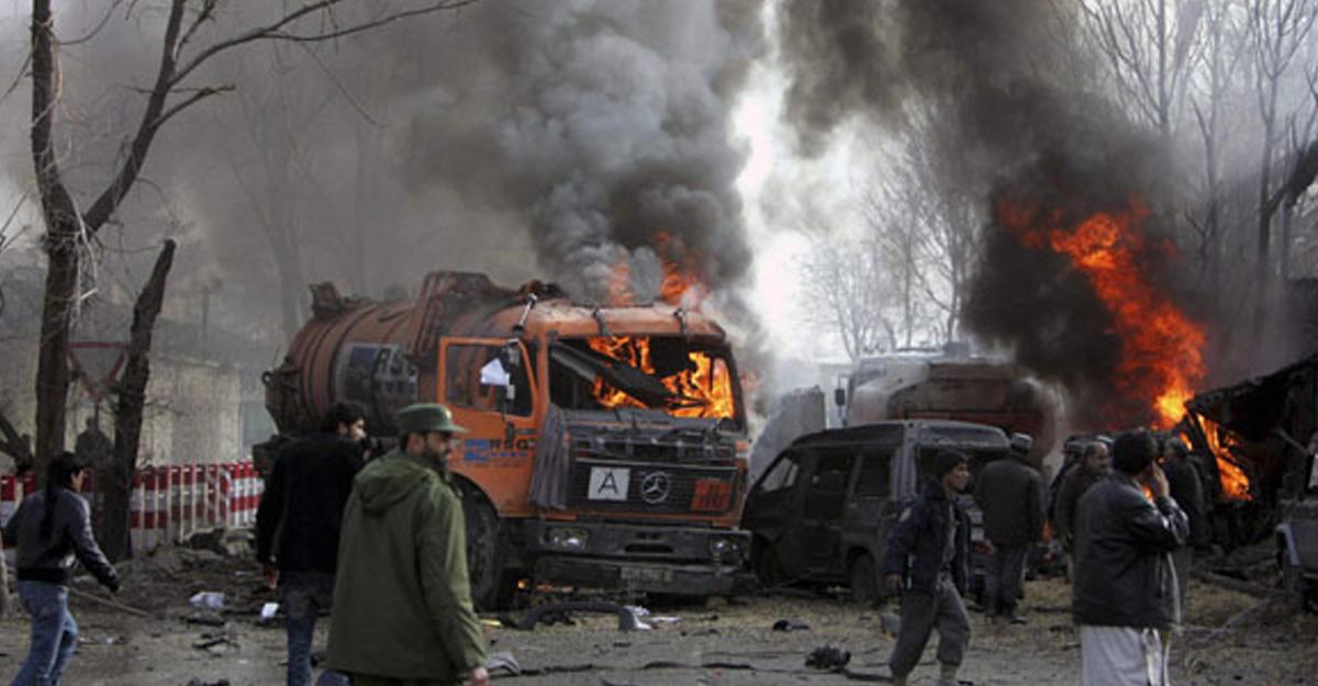 Кровавый теракт вКабуле: резко возросло количество жертв