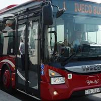 В Баку изменены 7 автобусных маршрутов после тяжелой аварии