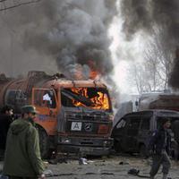 """Мощный взрыв в Кабуле: 61 погибший, 170 раненых <span class=""""color_red"""">- ОБНОВЛЕНО - ВИДЕО</span>"""