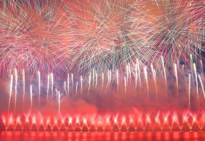 """Международный фестиваль фейерверков в Москве <span class=""""color_red"""">- ФОТО</span>"""
