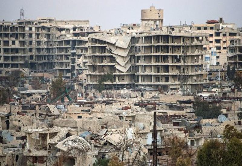 Обстрел центра Дамаска: есть погибшие