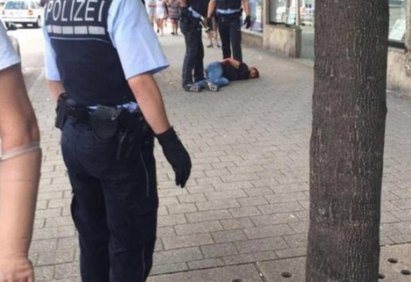 """Нападение в Германии: есть убитая и раненые <span class=""""color_red"""">- ОБНОВЛЕНО - ФОТО - ВИДЕО</span>"""