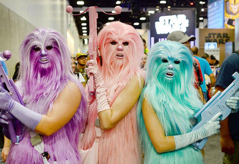 """Красочный фестиваль Comic Con в Сан-Диего <span class=""""color_red"""">- ФОТО - ВИДЕО</span>"""
