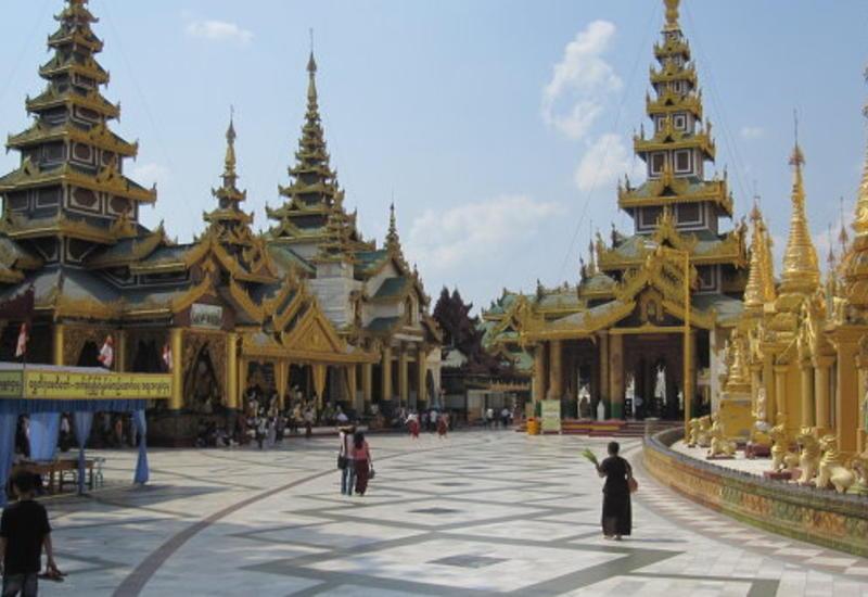 В посольстве США в Мьянме прогремел взрыв