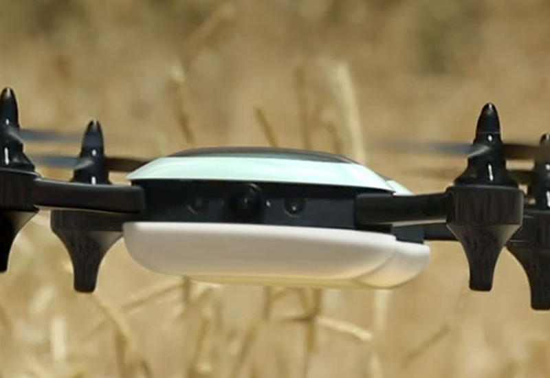 "Как летает самый быстрый дрон <span class=""color_red"">- ВИДЕО</span>"
