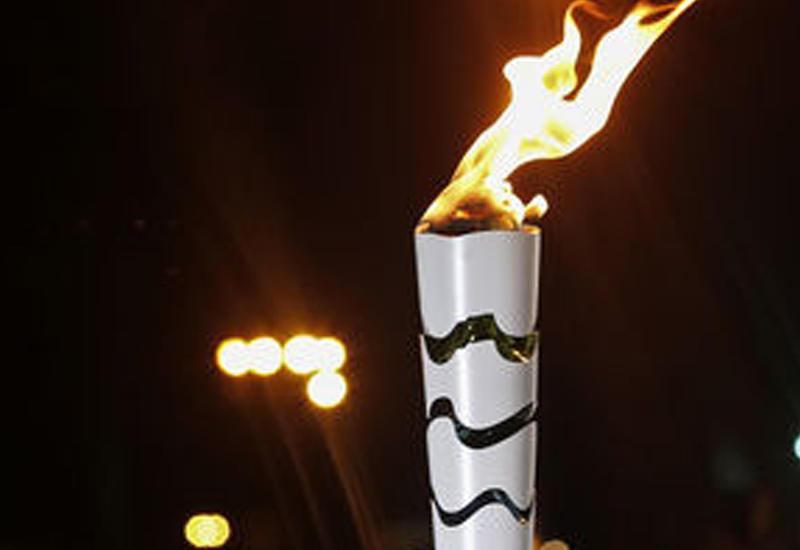 """В Бразилии злоумышленник попытался украсть олимпийский огонь <span class=""""color_red"""">- ФОТО</span>"""