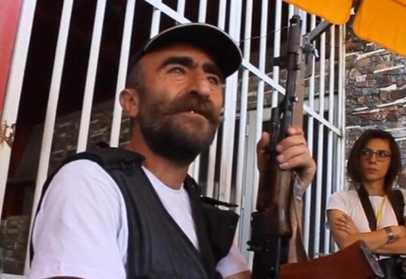Павел Манукян о том, почему они захватили здание ППС в Ереване