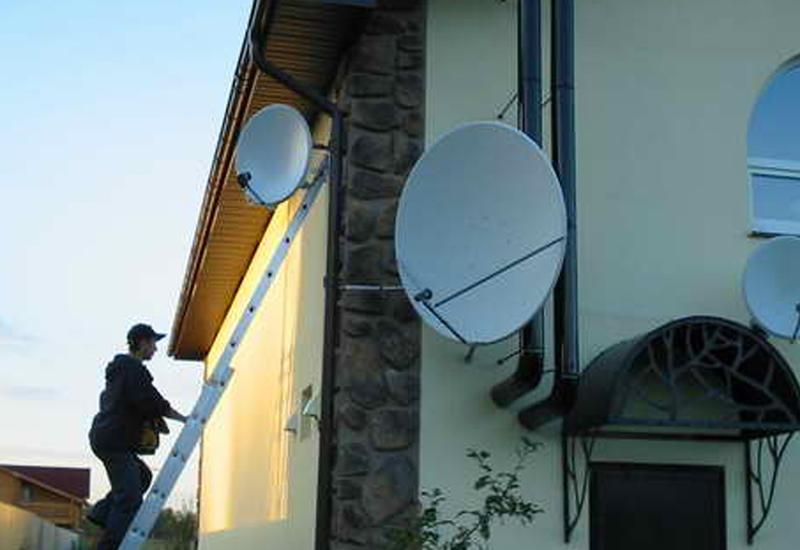 В Иране уничтожили тысячи антенн и приемников спутникового телевидения