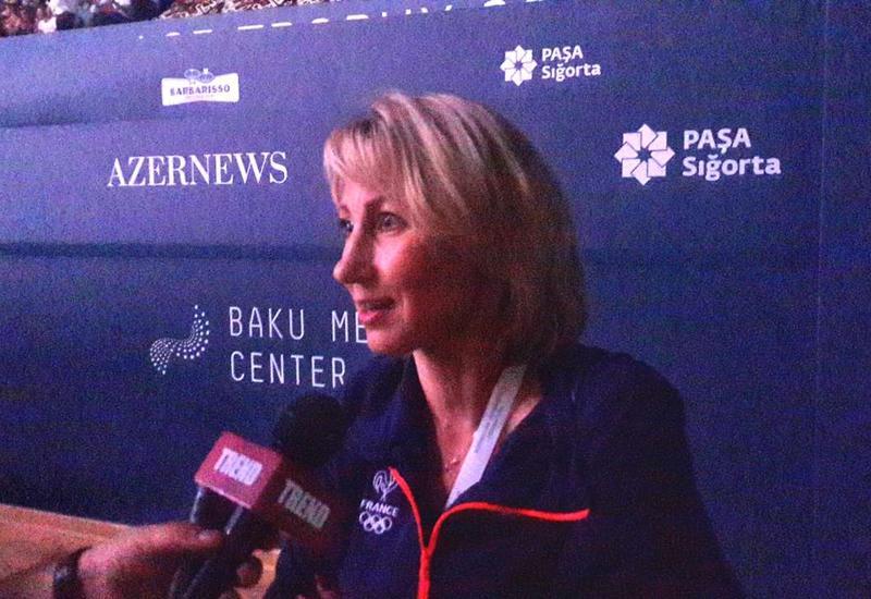 Главный тренер сборной Франции: В Баку чувствуешь себя свободным