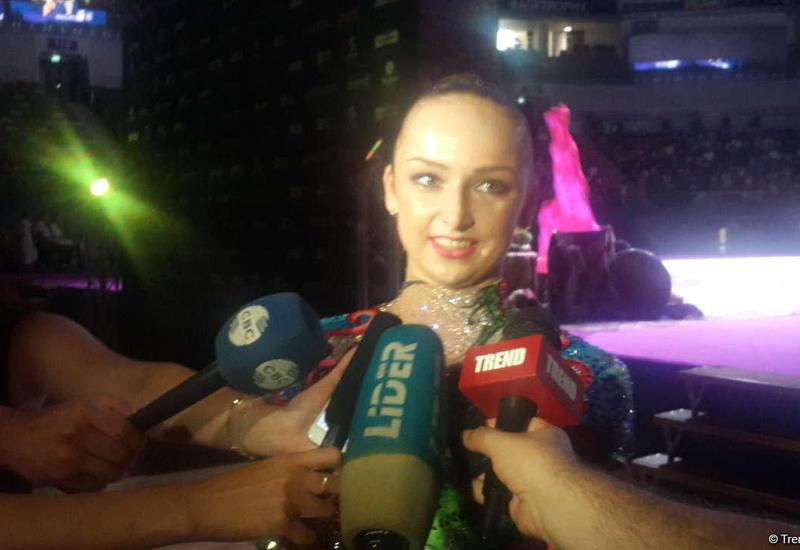 Марина Дурунда: Нужно доказать, что заслуживаю представлять Азербайджан на Олимпиаде