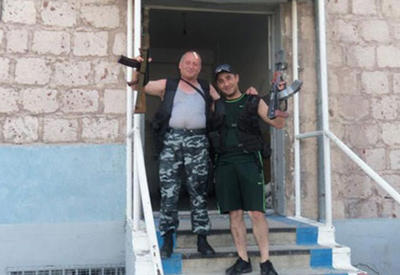 Стали известны подробности о мятежниках в Ереване