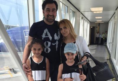 Азербайджанский певец передумал уходить из семьи