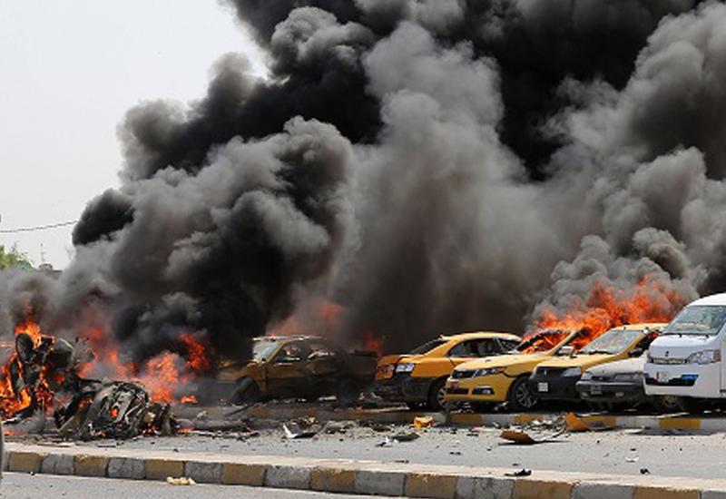 "Кровавое месиво в Багдаде <span class=""color_red"">- ВИДЕО</span>"