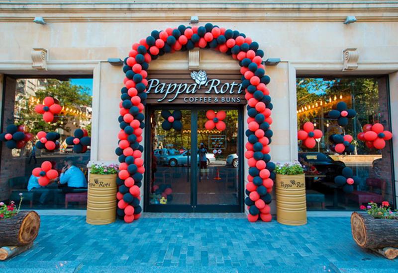 "В Баку открылся известный бренд PappaRoti <span class=""color_red"">- ФОТО</span>"