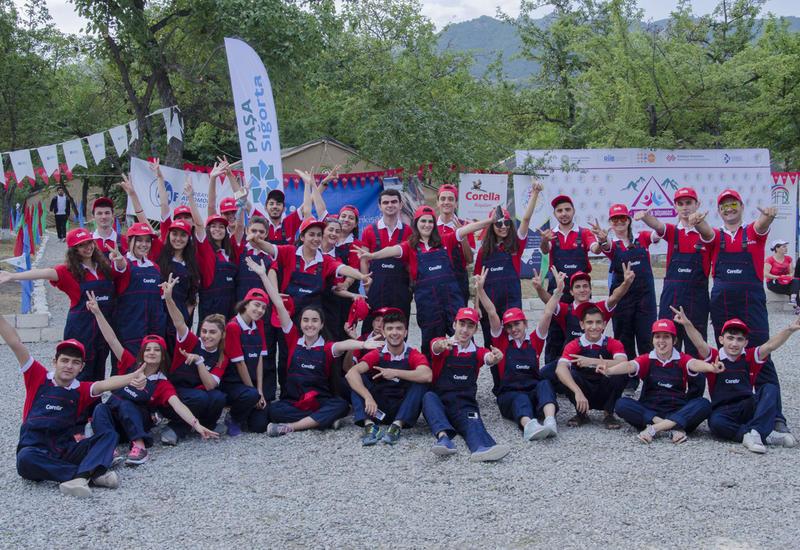 """Уникальный проект в Лахыдже: Вот так надо воспитывать молодежь! <span class=""""color_red"""">- ФОТО</span>"""