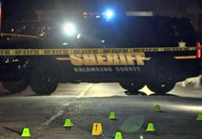 Задержаны подозреваемые в стрельбе в США