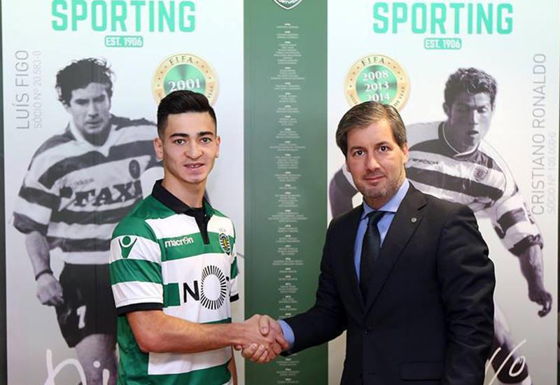 Азербайджанский футболист будет играть в клубе Криштиану Роналду