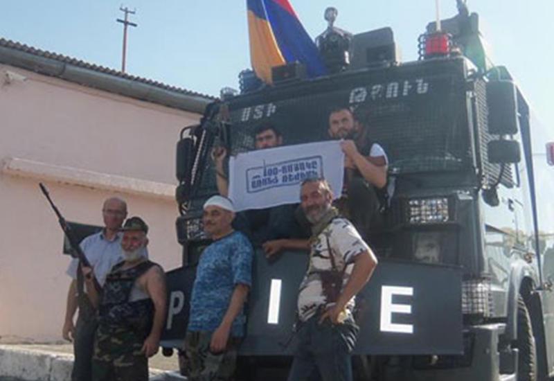 Мятеж в Ереване показал полную деградацию Армении