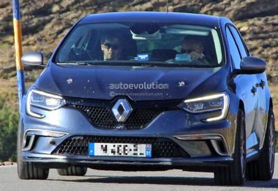 """""""Горячий"""" Renault Megane может получить полный привод <span class=""""color_red"""">- ФОТО</span>"""