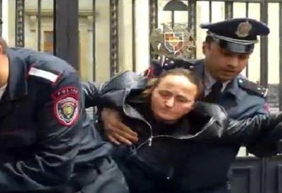 Армяне отказываются служить в полиции
