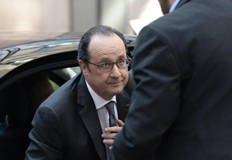 Олланд пообещал Франции победу в войне против терроризма