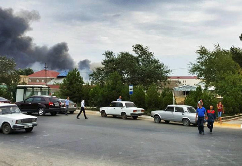 Раскрыты обстоятельства взрыва в Ширване