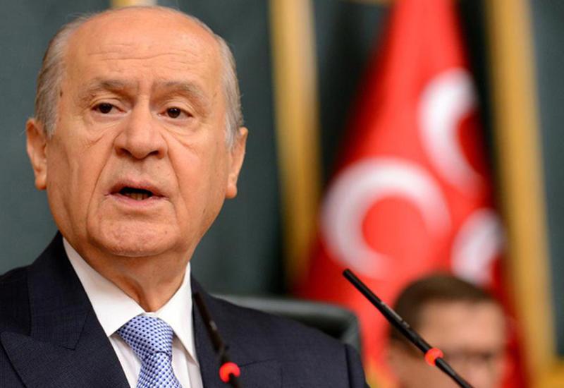 Лидер оппозиции: Гюлен всегда был марионеткой в руках врагов Турции