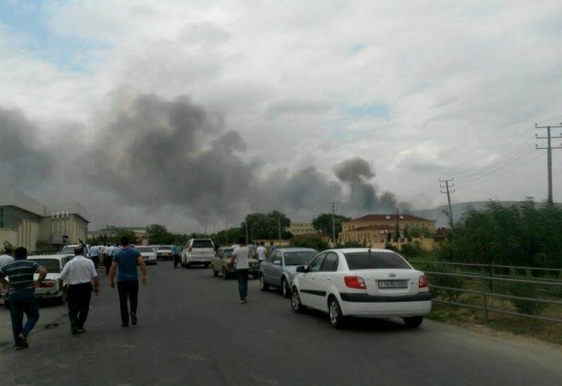 Взрыв на заводе в Ширване: погибли два человека