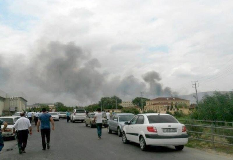 Министерство оборонной промышленности о взрыве на заводе в Ширване