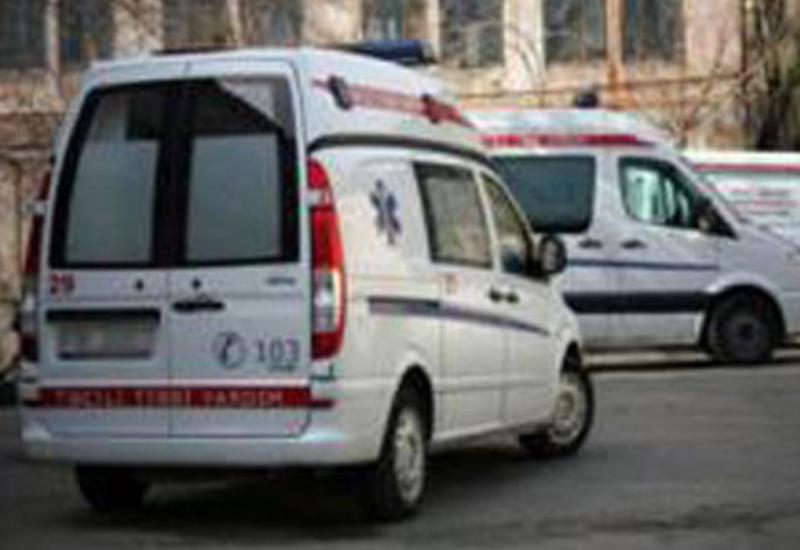 """Şəkidə yol qəzasında 5 nəfər yaralandı <span class=""""color_red"""">- SİYAHI</span>"""
