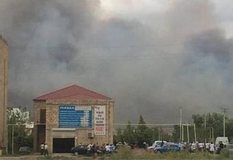 Данные еще о двух пострадавших при взрыве на заводе «Араз»