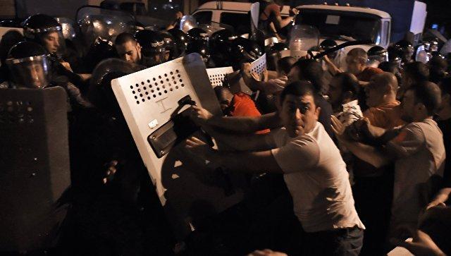 ВАрмении произошла перестрелка, 2 членов «Сасна црер» получили ранения