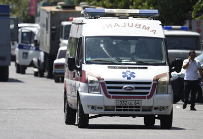 Террористы в Ереване захватили в заложники врачей