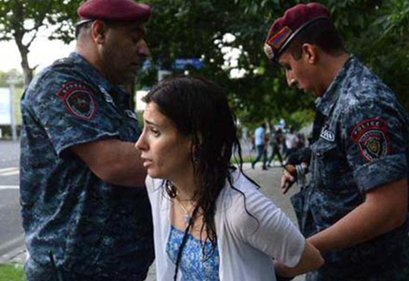 Европа не смогла остановить зверства полиции Армении