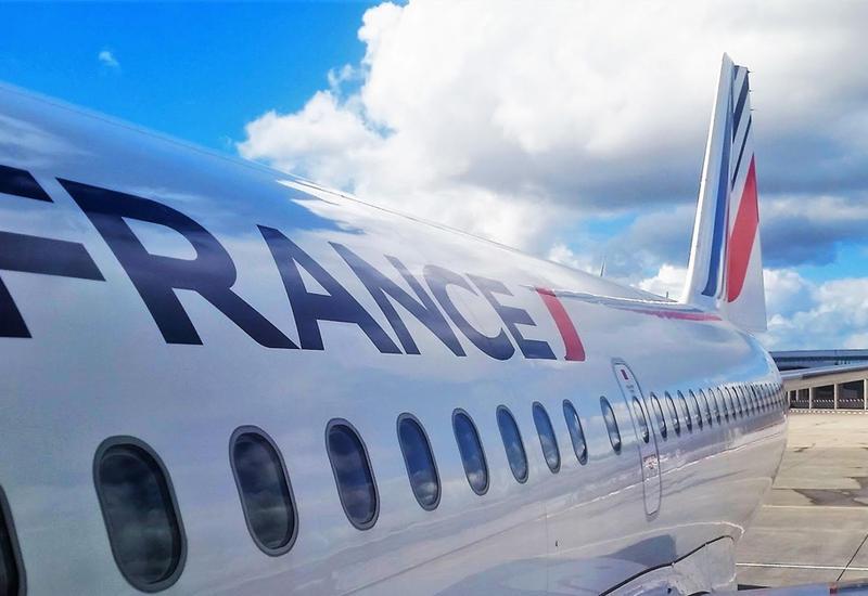 Air France отменит сотни рейсов