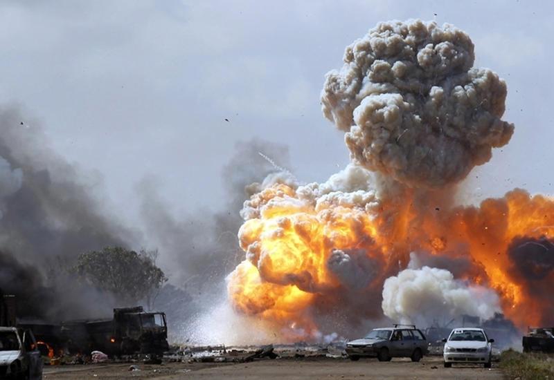 "У дворца президента Сомали прогремел взрыв <span class=""color_red"">- ВИДЕО</span>"