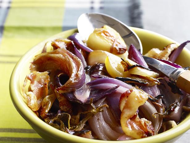 10 самых вкусных гриль-рецептов для овощей и фруктов