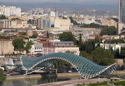 В Тбилиси создается новый туристический центр