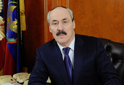 Рамазан Абдулатипов о необходимости запуска поезда Дербент-Баку