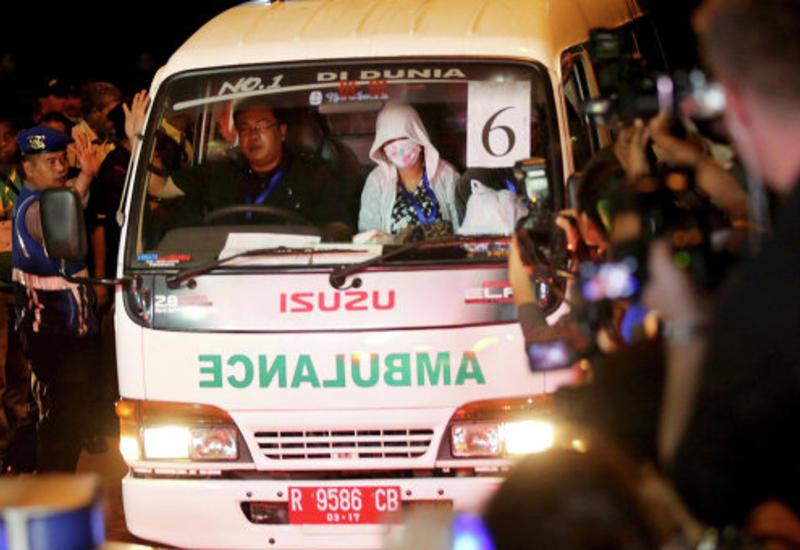 Власти Индонезии казнили несколько наркоторговцев