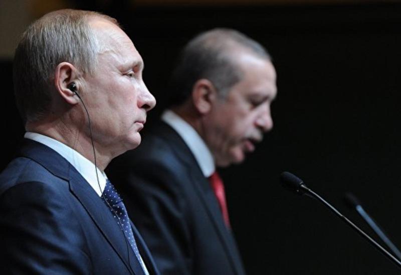 США о встрече Путина и Эрдогана
