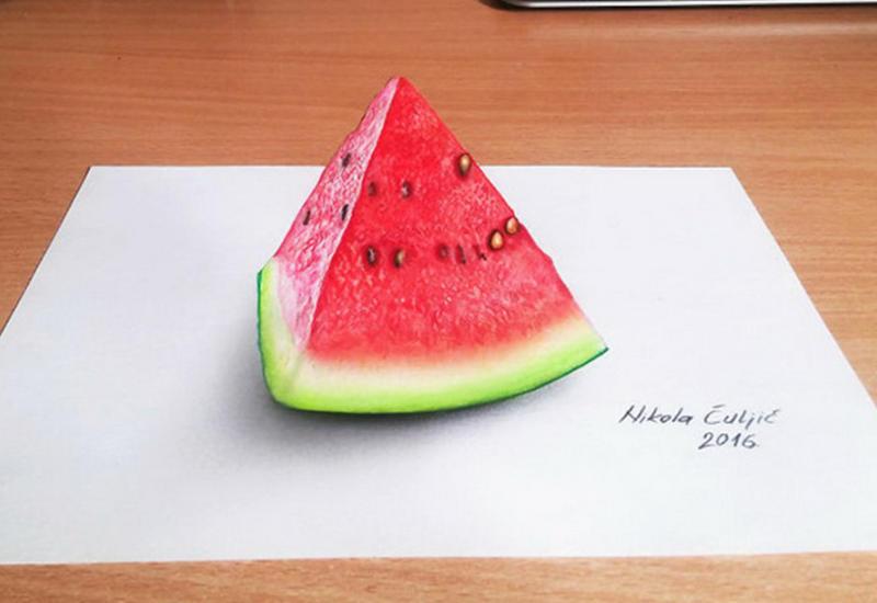 """Как живые: гиперреалистичные 3D-рисунки <span class=""""color_red"""">- ФОТО</span>"""