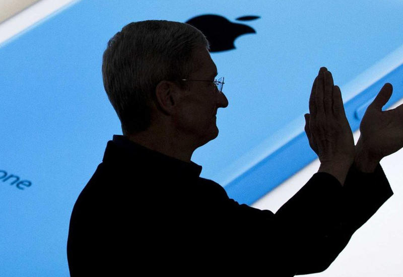 Apple достигла рекордного объема продаж