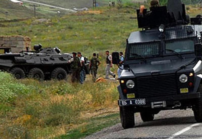Теракт в Турции: подорван военный автомобиль