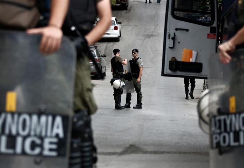 Массовые аресты анархистов в Греции