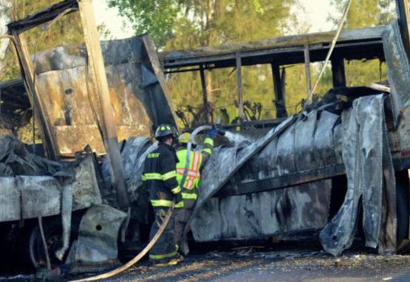 В жутком ДТП погибли экс-госминистр и еще 14 человек