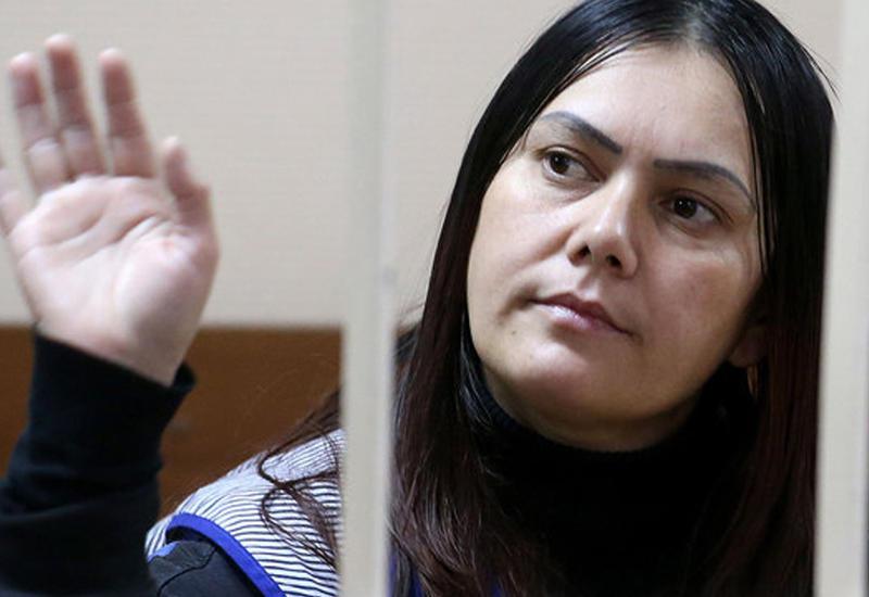 """Отрезавшая голову девочку няня расплакалась в суде в Москве <span class=""""color_red"""">- ВИДЕО</span>"""